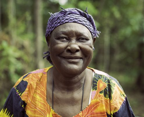 Prisca aus kenya