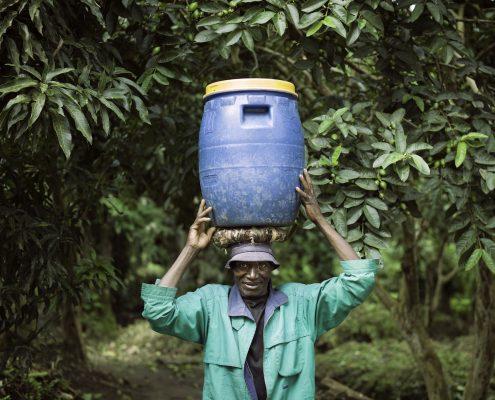 KLAINI aus Rwanda